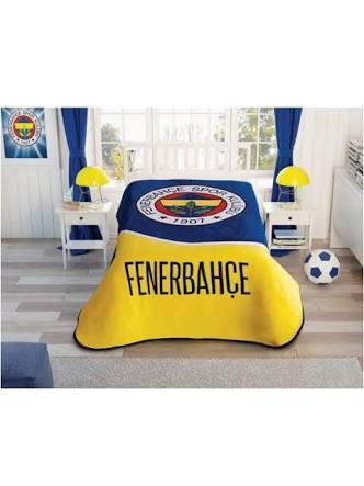 Taç Fenerbahçe battaniyesi