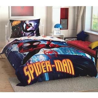 Taç Spiderman nevresim takımı